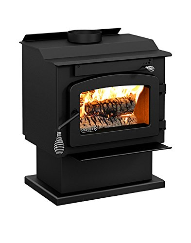 Drolet Pyropack EPA Stove - 40,000 BTU, 1000 Sq. Ft Capacity, Model# DB03180