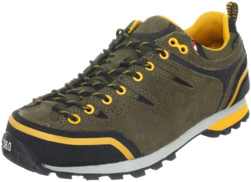 Dachstein Monte Tex, Unisex-Erwachsene Trekking- & Wanderschuhe, Beige (Khaki 9276), 41 EU (7.5 Erwachsene UK)