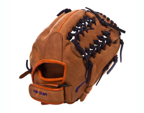 Insignia Zing FastPitch Glove with Modified Trap Web (12.00-Inch) by Insignia Athletics
