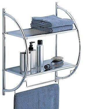 Cool Blinds Bathroom Towel Rack Shelf Storage Organizer Mounted Wall Over Toilet Caddy Space Home Interior And Landscaping Ologienasavecom