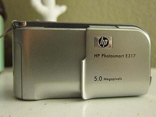 Hewlett-Packard Photosmart E317 5MP 4x Digital Zoom Camera