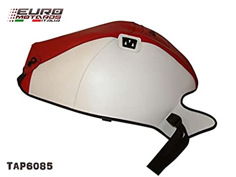 BMW F800GT F 800 GT 2013-2015 Top Sellerie Tank Cover Made In France TAP6085 (Gt Confort)