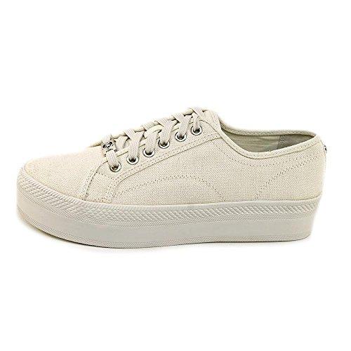 b940a764fee Michael Michael Kors Boerum Platform Sneaker Womens Canvas Sneakers Shoes -  Buy Online in UAE.