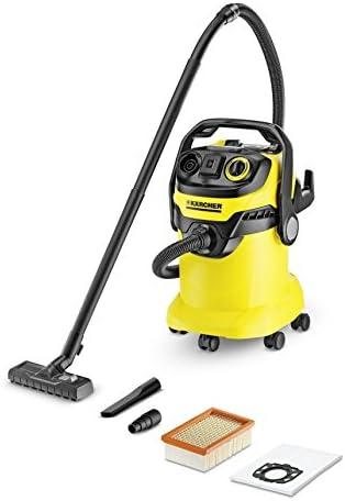 4. Karcher WD5/P Multi-Purpose Wet Dry Vacuum Cleaner