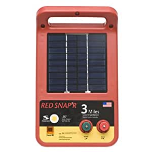 Amazon Com Red Snap R Esp3m Rs 3 Mile Solar Low