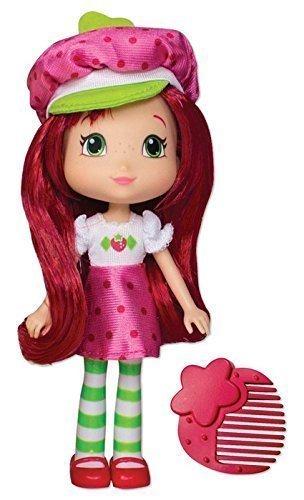 Rosita Fresita Y Sus Amigas Strawberry Shortcake Berry Best Friends Strawberry Shortcake 15 Cm The Bridge Direct