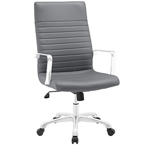 Fiona Office Chair, Gray