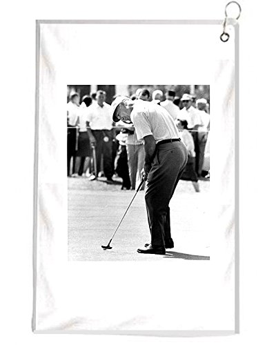 38a65f5271f Amazon.com : Ben Hogan Last Master 1967 Novelty Golf Towel Golfers ...