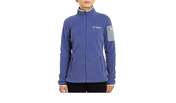 Columbia Women/'s Titan Pass 1.0 Fleece Jacket
