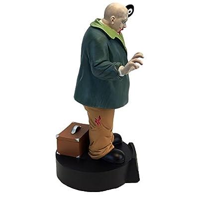 Factory Entertainment Shaun of The Dead Vinyl Zombie Premium Motion Statue: Factory Entertainment: Toys & Games