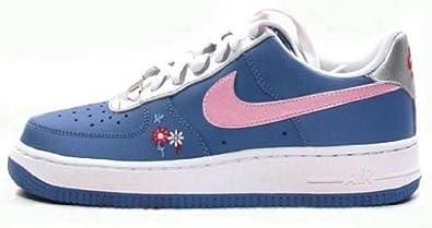 Nike Air Force 1 Gs Flower Sneakers