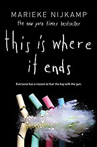 This Is Where It Ends by Marieke Nijkamp ebook deal