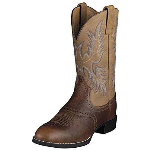 Cowboy Crepe Boots - 6