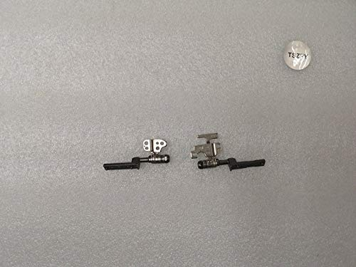 - New for Dell XPS 15 9550 9560 / Precision M5510 M5520 Series Laptop LCD Hinges L+R