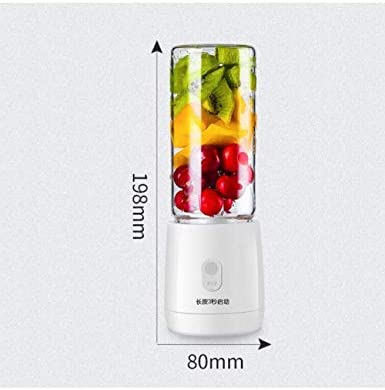 FOUWE Licuadora De Frutas, Recargable Por USB, Limpieza Con Un ...