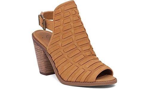 Jessica Simpson Women's Celinna Mule, Honey Brown, 7 M US