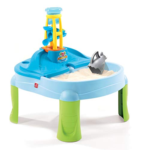 Step2 Splash N Scoop Bay Sand and Water Table ()