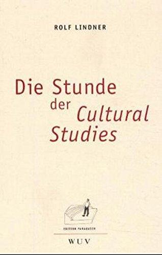 Cultural Studies pdf epub