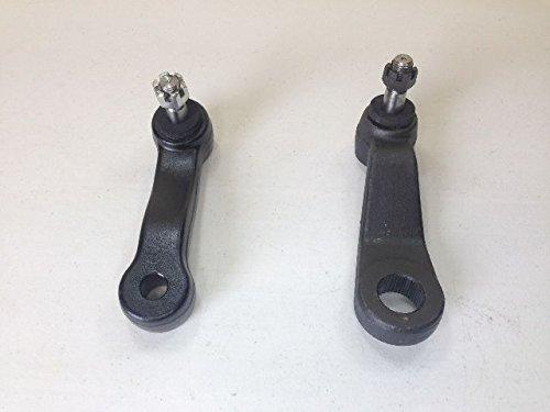 PartsW 2 Pcs Kit Steering Pitman Arm & Idler Arm