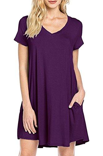 MOLERANI Womens Casual Simple T shirt product image