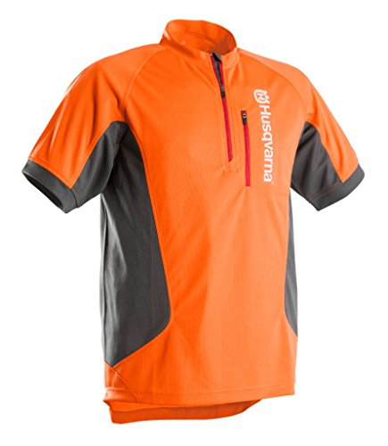 Work Abbigliamento shirt Technical T A Husqvarna Lavoro Manica Corta Da Sleeve Short qZRnWZt4