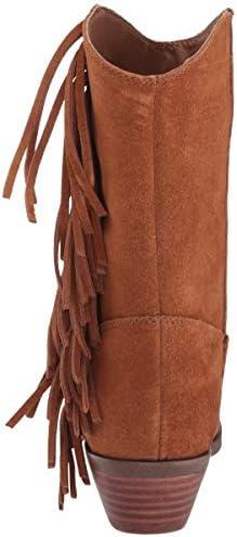 Nanette Nanette Lepore Women's Western, Fringe, Cowbot Boot Fashion