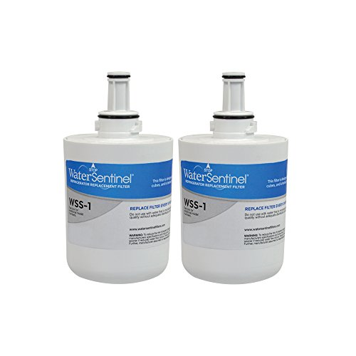 Water Sentinel WSS-1 Refrigerator Replacement Filter: Fit...