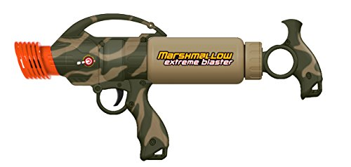Marshmallow Fun Co Extreme Blaster Camo Blaster & (Marshmallow Gun Shooter Toy)