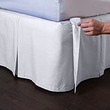Amazon Com Tailor Fit By Perfect Fit Bedskirt And Box