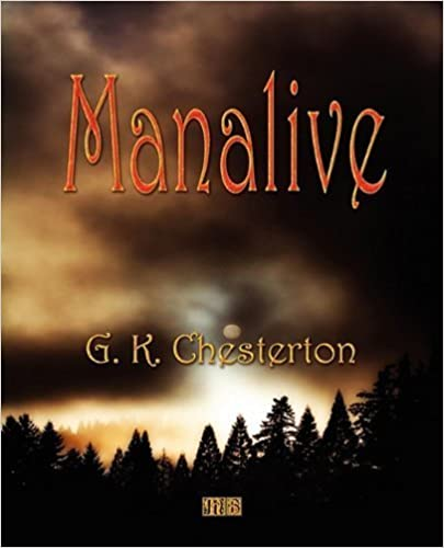 Book Manalive by Chesterton, G. K. (2009)