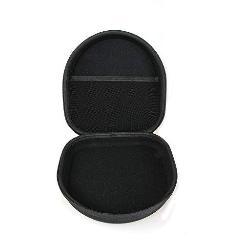 Hermitshell Travel Black Case fits Sony XB950B1 / MDRXB950BT/B MDRXB950BT/L MDRXB950BT/R Extra Bass Bluetooth Headphones