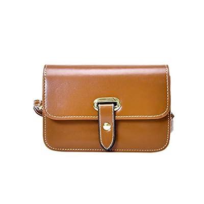 c0e4baef9dbd Vbiger PU Crossbody Bag Classic Leather Shoulder Bag Casual Messenger Bag  for Women best