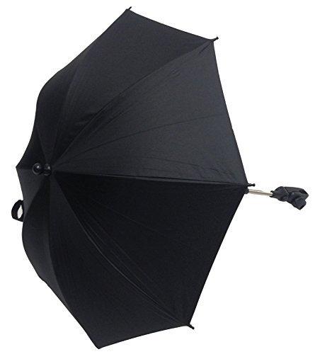 Beb/é Sombrilla Compatible con Chicco Multiv/ía Urban negro de Londres