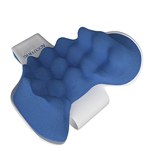 Amazon Com Tmj Relief Pillow Best Neck And Shoulder Muscle Relaxer