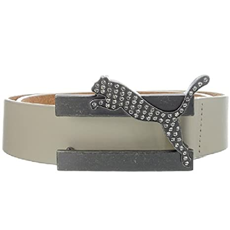 Puma Diamond Cat Belt II 050709 12 Damen Gürtel Weiß M