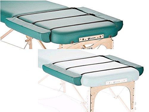 EARTHLITE Massage Table Armrest - Extensions Side Bolster Arm