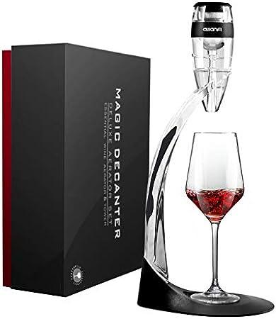 【Eficiente】Este aireador de vino te permite airear tu vino de forma extremadamente rápida para liber