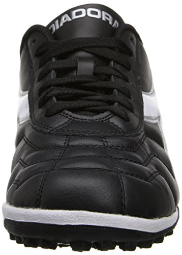 Images of Diadora Men's Capitano LT Turf-M Black/White 9 M US