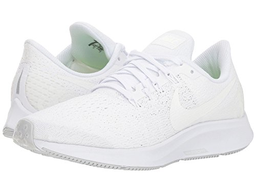 Air Multicolore 001 White White Summit Zoom Pure Donna NIKE Pegasus 35 Scarpe Running Platinum a0THw0dqpx
