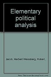 Elementary political analysis