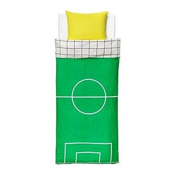 Ikea Fußball Bettwäsche Set Spelplan Wendebettwäsche In 140 X