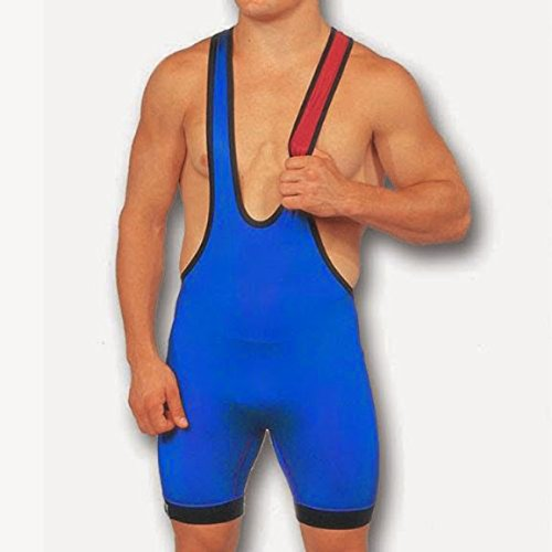 Matman Low Cut Reversible Wrestling Singlet by Matman