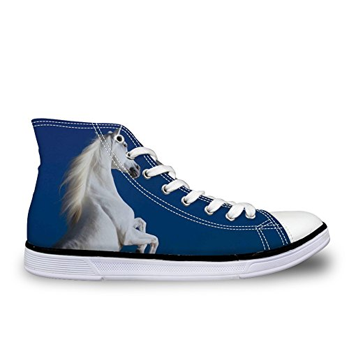 Crazy 1 Horse Coloranimal Chaussons Montants Femme angx1wtTqx