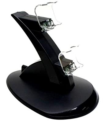 Dual Charging Station for Playstation 4 Controller by Unknown