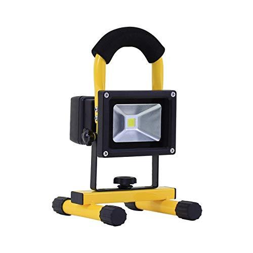 Foco Proyector LED Portátil 10W efectoLED: Amazon.es: Iluminación