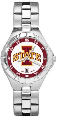 Iowa State Cyclones Womens Pro Ii Bracelet Watch - Iowa State Cyclones Ladies Watch