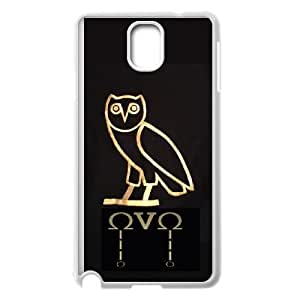 Samsung Galaxy Note 3 Cell Phone Case White Drake Ovo Owl dhyi