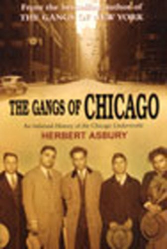 Read Online The Gangs of Chicago PDF