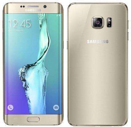 Samsung Galaxy S6 Edge Plus G928C 32GB Unlocked GSM 4G LTE Octa-Core Smartphone w/ 16MP Camera - Gold (Nextel Phone Touchscreen)