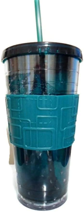 Cool Gear 24 oz vaso enfriador de Gel congelador (verde oscuro ...